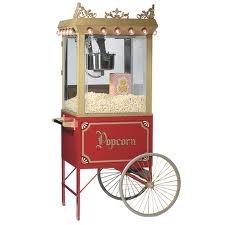 Popcorn Machine, Antique