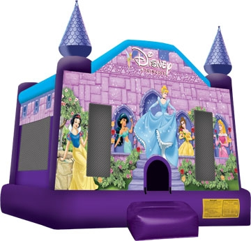 Disney Princess Castle Bounce House