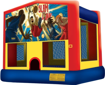 Module Bounce House, Basketball