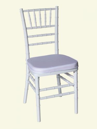 White Chiavari Ballroom Chair