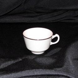 Gold Rim Coffee Cup