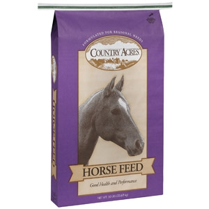 Country Acres 12% Sweet Horse Feed