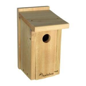Audubon Cedar Bluebird House, 13-Inch