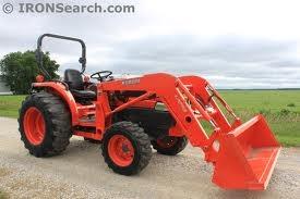 Kubota 4x4 Tractor L3400