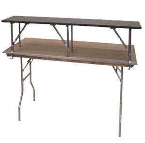 Standard 6' Table Riser/Bar Top