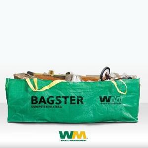 Waste Management Bagster – Dumpster in a Bag