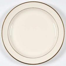 Gold Rim Platter