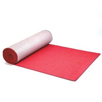 Red Carpet, 4' x 25'