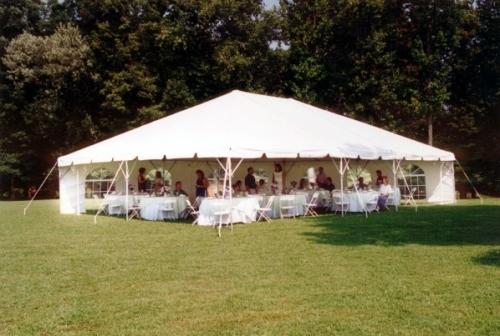Anchor 20' x 50' Fiesta Tent