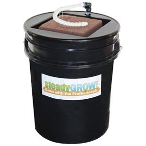 Steady Grow PRO Hydroponic Bucket System