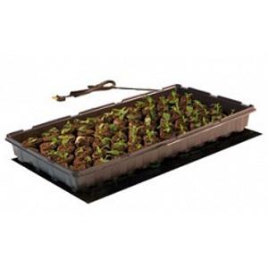 Hydrofarm Single Flat Seedling Heat Mat