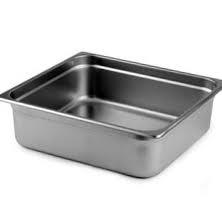 Chafer Pan, Half Size, 4 Qt.