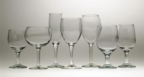 Glass Stemware - Wine, Water, etc.......