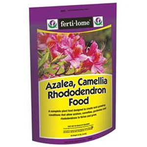 Fertilome Azalea, Camellia, Rhododendron Food