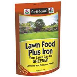 Fertilome Lawn Food Plus Iron