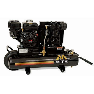 <p>8-GallonDuel Stage Air Compressor</p>