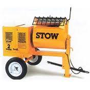 Mortar Mixer, Tow Behind