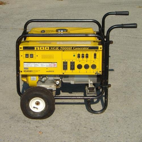 Generator 7000 Watts NAC