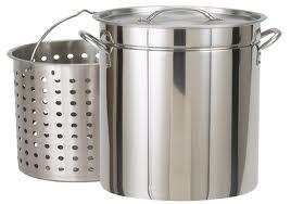 Steamer Pots w/Cover