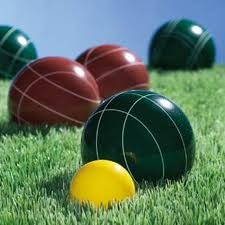 Game, Horseshoes, Bocce, Croquet