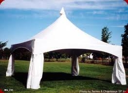 20X20 Marquee Tent