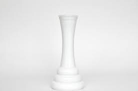 Vase, Bud White 6