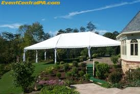 40x60 TopTec Keder Future Trac Frame Tent