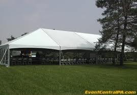 40x80 TopTec Keder Future Trac Frame Tent