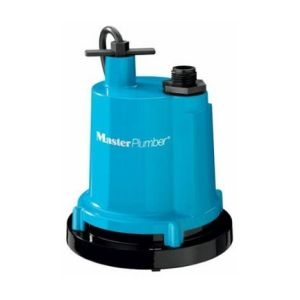 Small submersible pump