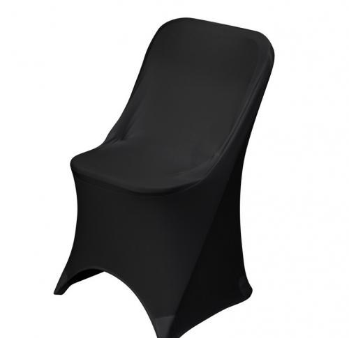 Spandex Chair Cover w/ Sash