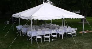 TENT PACKAGE 30X30