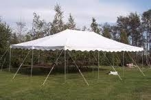 TENT / CANOPY, SELF INSTALLED20X30
