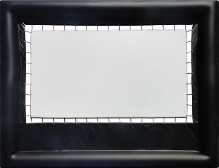 Inflatable Movie Screen, Ninja Jump