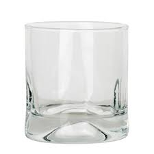 GLASS, OLD FASHIONED 8OZ