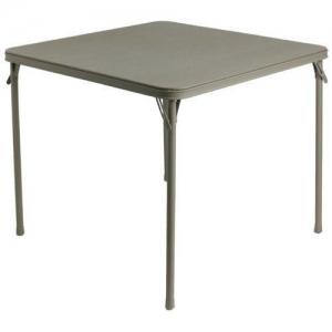 Table, Bridge/Card Metal
