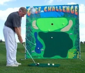 Mini Golf Challenge, Velcro