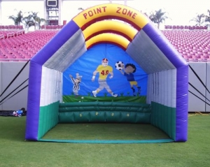 Inflatable, Point Zone