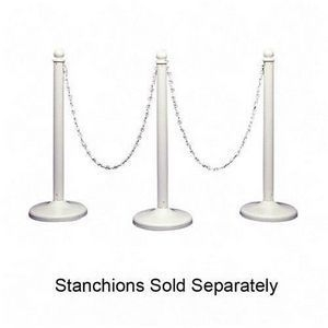Stanchion, White Plastic 42