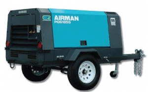MMD 185cfm Air Compressor