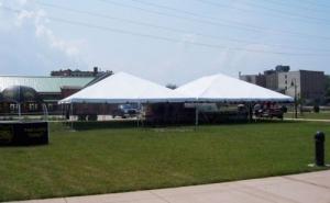 30' x 45' Fiesta Frame Tent