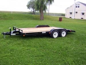 Belmont Trailer, 19' (10,000 lb. capacity)