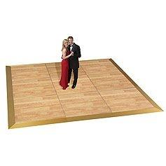 Northern Birch Dance Floor, 4' x 4'