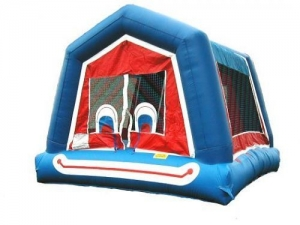 Inflatable Bounce, 15' x 15' Clown Face
