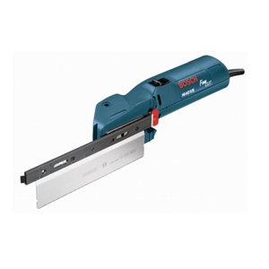 Door cutting saw