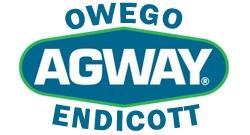 Owego Agway and Endicott Agway Logo