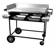 GRILL, 2X3 PROPANE GRIDDLE