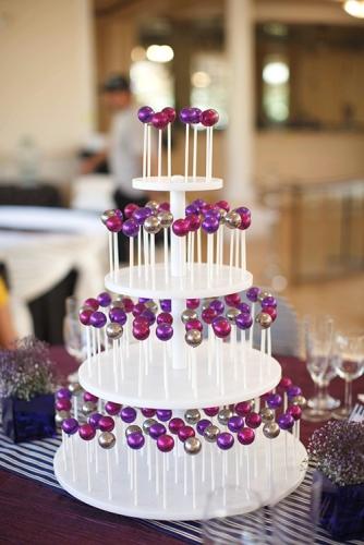 4 TIER CAKE POP STAND