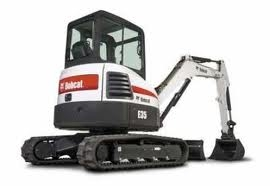 MINI EXCAVATOR (DIESEL ON TRACKS)