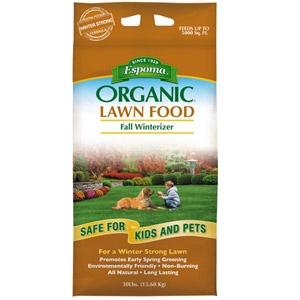 Espoma Organic® Fall Winterizer