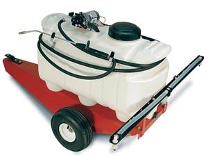 25 Gallon Towable Sprayer